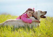 Hunder kan hjelpe barn å bli kvitta astma