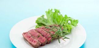 Brystkreft kobla til rødt kjøtt