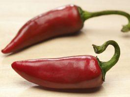 10 tips mot nese - chili er et av dem!