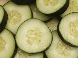 Næringsinnhold i agurk
